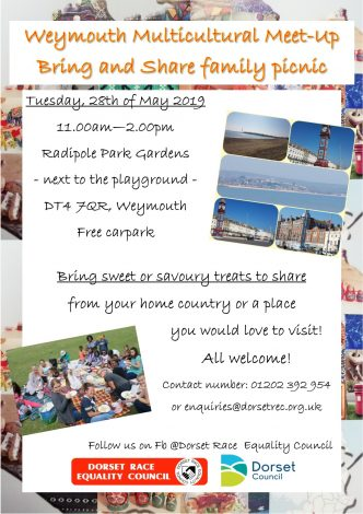 2019_May_Weymouth multicultural meetup